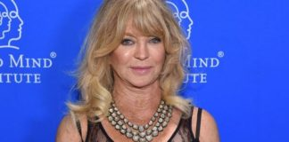 Honoree Goldie Hawn attends the Child Mind Institute