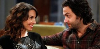 Whitney Cummings and Chris D