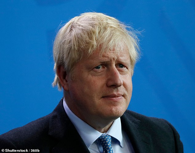 Must do more: Prime Minister Boris Johnson