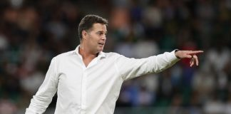 Rassie Erasmus before the Italy game - he has warned his players against any complacency
