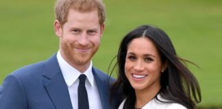 Prince Harry (left) and Meghan Markle (right) have encouraged Americans to vote in the 2020 presidential election. (Photo by Karwai Tang/WireImage)