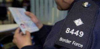 Border Force official