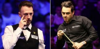 Judd Trump out of Masters with COVID as Ronnie O
