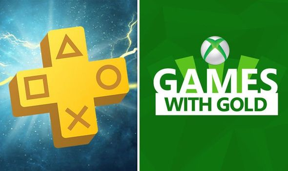 PS Plus vs Xbox Games with Gold