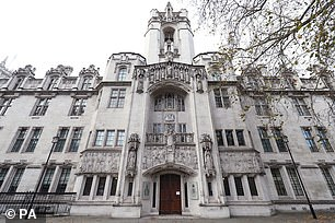 The Supreme Court has dismissed an appeal against changes to the state pension age