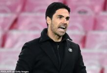 Mikel Arteta was raging with VAR after he saw Arsenal have a penalty decision overturned