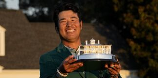 Hideki Matsuyama is the first Japanese winner in major tournament golf after his Masters glory