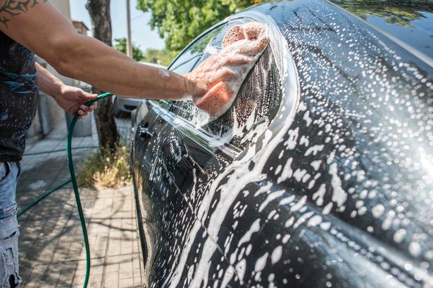 Under Swiss law, you are not allowed to wash your car on Sundays.