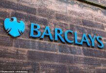 Writing on the wall: Barclays can introduce a new cap on the amount of money customers can hold fee-free in any account