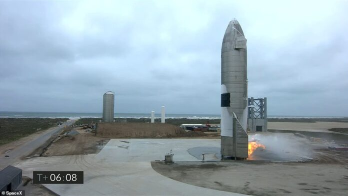 SpaceX has successfully launched and landed its Starship Serial Number 15 rocket - the only prototype to survive a high altitude flight test