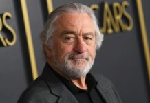 Robert De Niro injured his leg on the set of his upcoming movie, 'Killers of the Flower Moon.' (Photo by Kevin Winter/Getty Images)