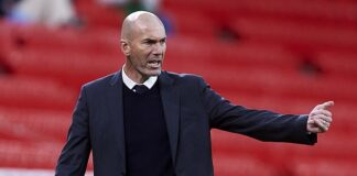 Zinedine Zidane has dismissed claims he