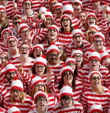 Wally is known by different names around the world