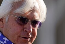 Bob Baffert won a round in court on Wednesday, when a federal judge granted the legendary horse trainer