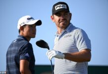 Louis Oosthuizen has vowed to