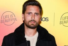 Scott Disick is currently vacationing in the Hamptons with his 20-year-old girlfriend, Amelia Hamlin and his three kids with whom he shares with Kourtney Kardashian, a source told Fox News. (Getty Images)