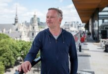 Soho House chief exec Nick Jones (pictured), describes the private members club chain