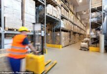 Expansion: Most of the warehouses are being built in the