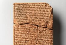 A deep-thinking AI system called the Babylonian Engine is able to scan damaged cuneiform tablets and predict contextually accurate words and phrases to fill in the missing parts