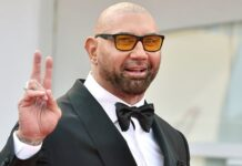 Dave Bautista revealed that he regrets his 'really bad' first tattoo.