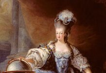 The redacted content of letters from Marie Antoinette (depicted) to her rumoured lover, the Swedish count Hans Axel von Fersen, has been revealed using x-ray scans.